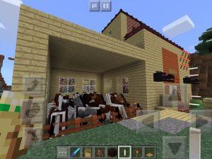 Minecraft画面4