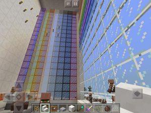 Minecraft画面2