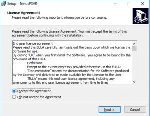 ソフトウェア利用許諾