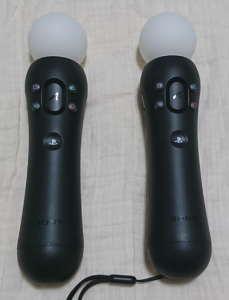 PS Moveコントローラー