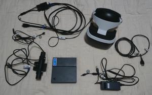 PS VR+PS Camera