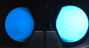 PSVRのカメラ画像(Windows壁紙)